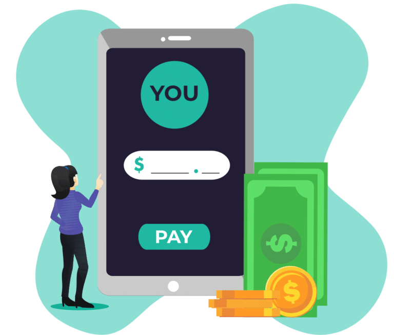 borderless PayMe Page - Collect payments